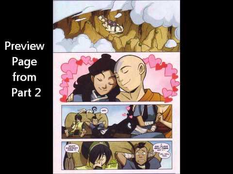 Avatar News Update 9 - Korra and The Promise News