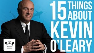 15 Things You Didn't Know About Kevin O'Leary