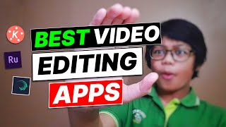 BEST Video Editing Apps for ANDROID and IPHONE (2020)