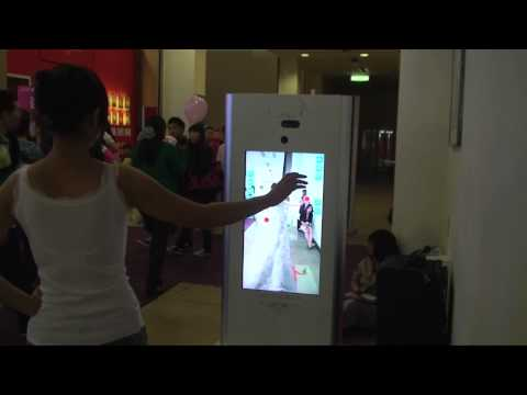 Kinect Driven Virtual Mirror Virtual Fitting Room Wit