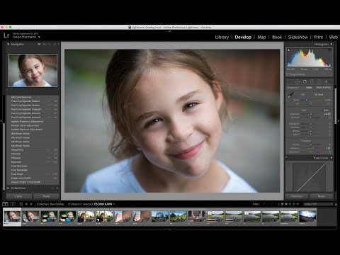 Sony A9 - Lightroom Photo Editing Crash Course