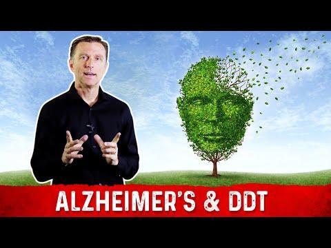 The Link Between Alzheimer's Disease & DDT