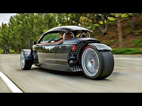 Watch 10 Crazy 3 Wheeled Vehicles You Have To See