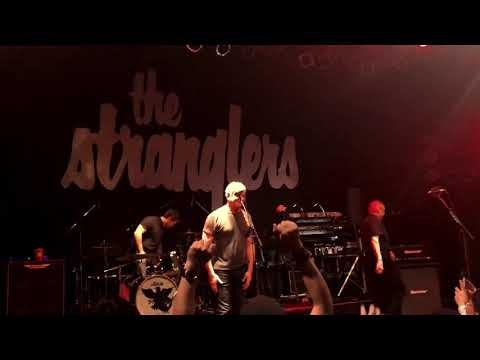 Time Was Once on My Side (sound check) - The Stranglers In Tokyo