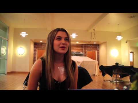 Zoe Levin Talks Red Band Society Relationships and More!