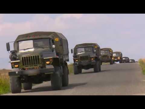 Տեսանյութ. Արցախի տանկային, հրթիռային զորքերը միացել են ռազմավարական զորավարժությանը