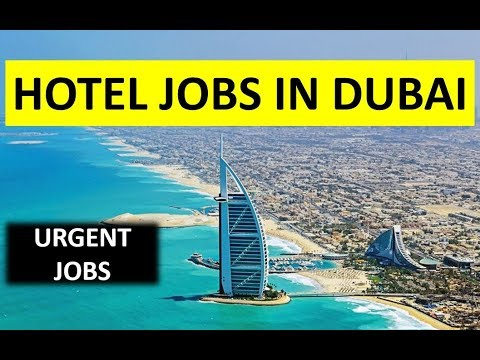 Urgent Five Star Hotel Job Opening  In Dubai | Apply Now