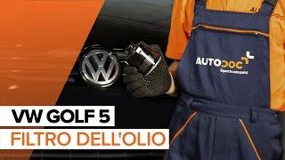 Manuale tecnico d'officina Golf 3