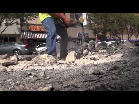 "City of Topeka ""Kansas Ave Digging Up History"""