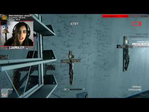 OUTLAST 2 - PART 2 *UP STREAM* twitch.tv/luuauler