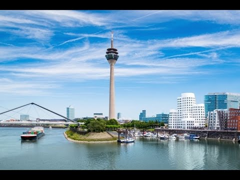 Beautiful places and attractions of Düsseldorf - TOP 10