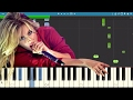 Lady Gaga - The Cure - Piano Tutorial - How to Play The Cure - Instrumental