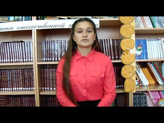 Изображение предпросмотра прочтения – ОльгаКалиниченко читает произведение «Владей собой среди толпы смятенной» Дж.Р.Киплинга