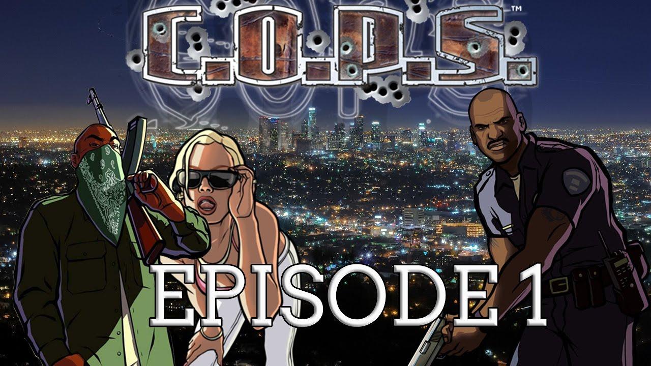 Download C.O.P.S Episode 1 - AFFECTATION