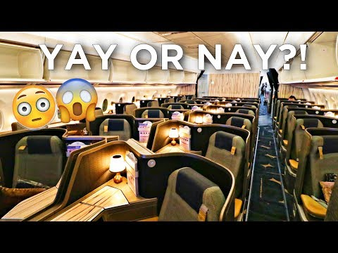 MOST SURPRISING FLIGHT OF MY LIFE | China Airlines BUSINESS Taipei to San Francisco A350