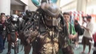 Predator Apocalypse ~ San Diego Comic Con 2009