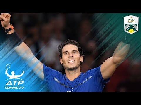 nadal-secures-year-end-world-no.1;-tsonga,-zverev-shocked-|-rolex-paris-masters-highlights-day-3