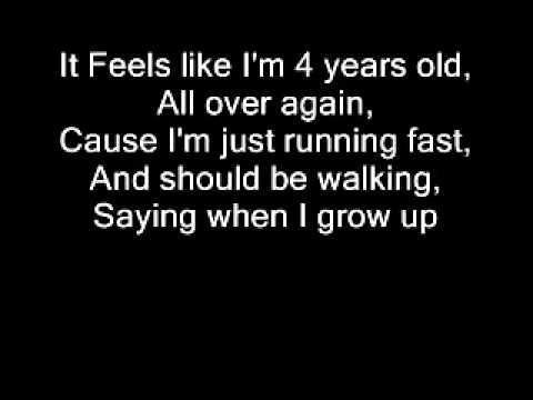 11. 4 Years Old - Chris Brown [LYRICS]