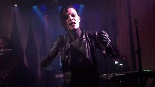 psyclon nine crown of the worm live hollywood 9.8.18