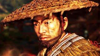 iRAPHAHELL SAMURAI! INCEPEM GHOST OF TSUSHIMA!