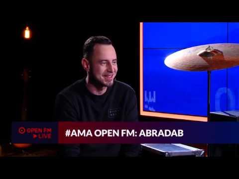 Open FM #ama - Abradab