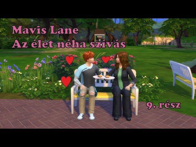 Mavis Lane 9. rész - Interaktív Gameplay - The Sims 4