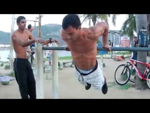 BAR BROTHERS RIO - Insane Workout!