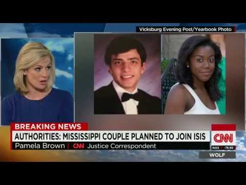 Mississippi Couple Arrested at airport planning to join ISIS
