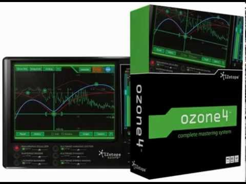 izotope ozone 4 full crack