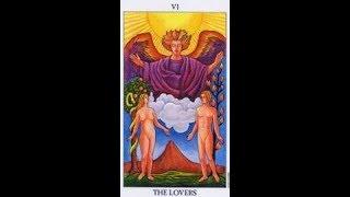 Урок 7 - старший аркан Влюбленные