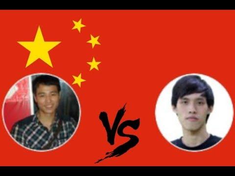 KoF 97 - 约战 LAO K (China) vs 约战-河池 HECHI (China) yzkof キング オブ ファイターズ  97
