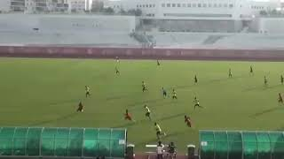 Ghana u17 6-1 gunea u17 - fifa u17 world cup preparatory match