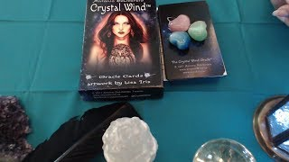Oracle Card Reading January 21-27, 2018 Pick A Card 1-2-3 General Reading
