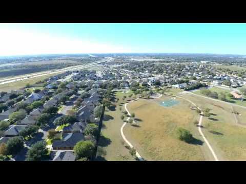 Round Rock, TX 4K Drone Video