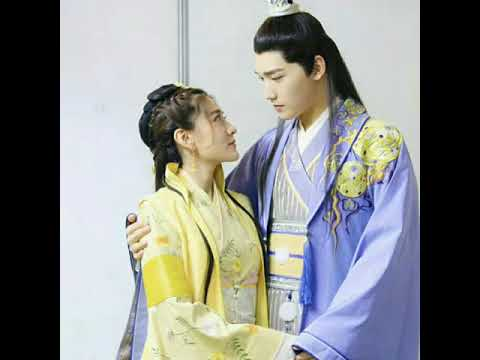 xing zhaolin and liang jie  💏❤  ...Only with my heart korean song