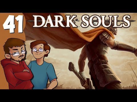 Let's Play | Dark Souls - Part 41 - Finally Killing Ornstein and Smough