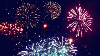 HAPPY NEW YEAR Beautiful World - Auld Lang Syne (Instrumental)
