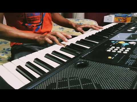 Benjamin Wallfisch - Hannah And Volmer ( A Cure For Wellness ) [ Keyboard Cover ]