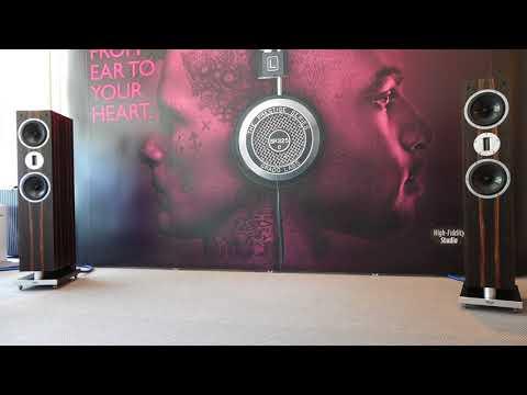 High End Munich 2018 - ProAc K3 - DS Audio - Pathos - AMG - Musical Surroundings - Vinyl LP