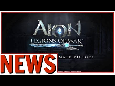 Aion: Legions Of War Releases 24th January | NCSOFT Knows You Have Mobile Phones