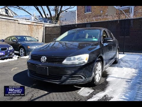 2012 Volkswagen Jetta SE 2 5