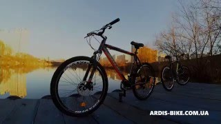 видео велосипед на ardis-bike