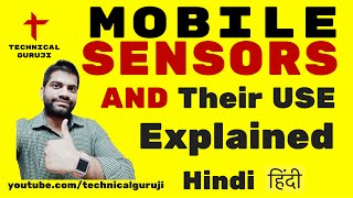 [Hindi/Urdu] Different Sensors used in Mobile Phones: Explained in Detail