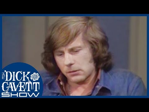 Roman Polanski on The Murder of His Wife Sharon Tate | The Dick Cavett Show