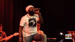 Fantan Mojah Live 2012  Rasta Got Soul - Melkweg, Amsterdam.avi