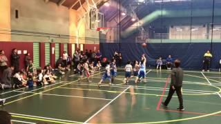 2017 何壽南小學3年級籃球比賽亞軍