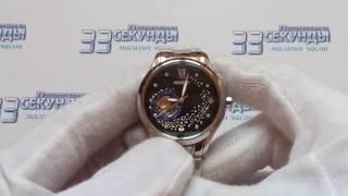 Orient FDB0A007B0 часы женские механические видео обзор