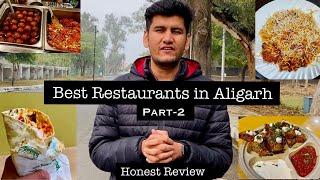 Exploring Restaurants in Aligarh | Part 2 | Food Vlog | Honest Review | Nidal khan Thumb