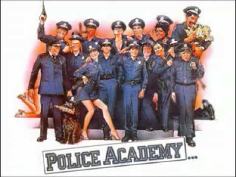 Police Academy Theme: I'm Gonna Be Somebody - Jack Mack & The Heart Attack