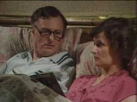 Private bedtime chat - Yes Minister - BBC comedy
